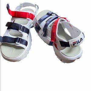 Fila Shoes - FILA DISRUPTOR sandals